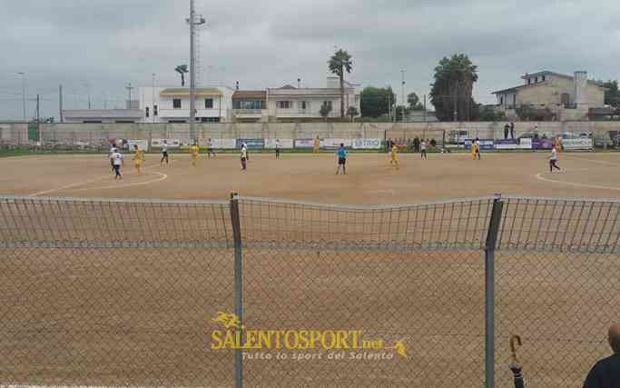 salento football-aradeo