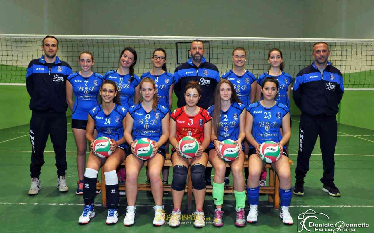 futura minervino volley