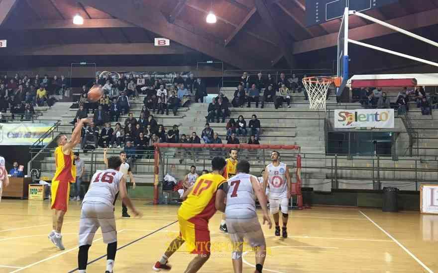 Lupa Lecce Basket