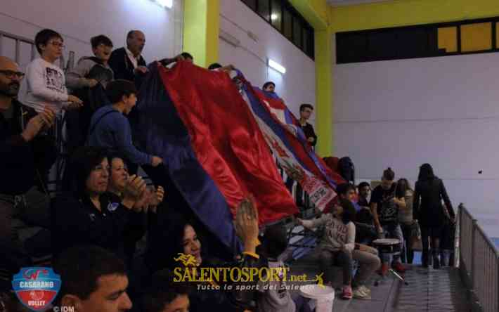tifosi volley casarano