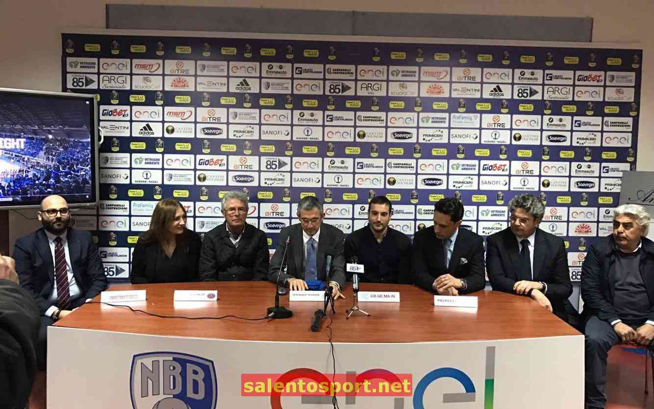 Sponsor New Basket Brindisi