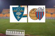 lecce-catania-live
