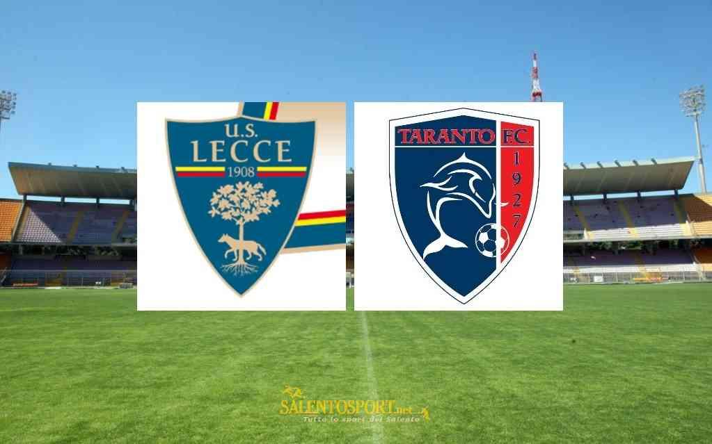 lecce-taranto-live