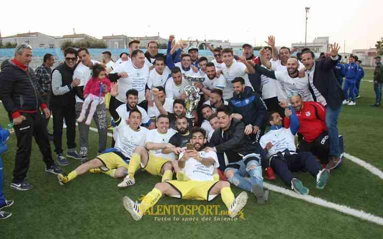 atletico-racale-festa playoff 300417 vs capo di leuca