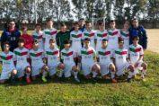 corsano-allievi campioni provinciali 2016-17