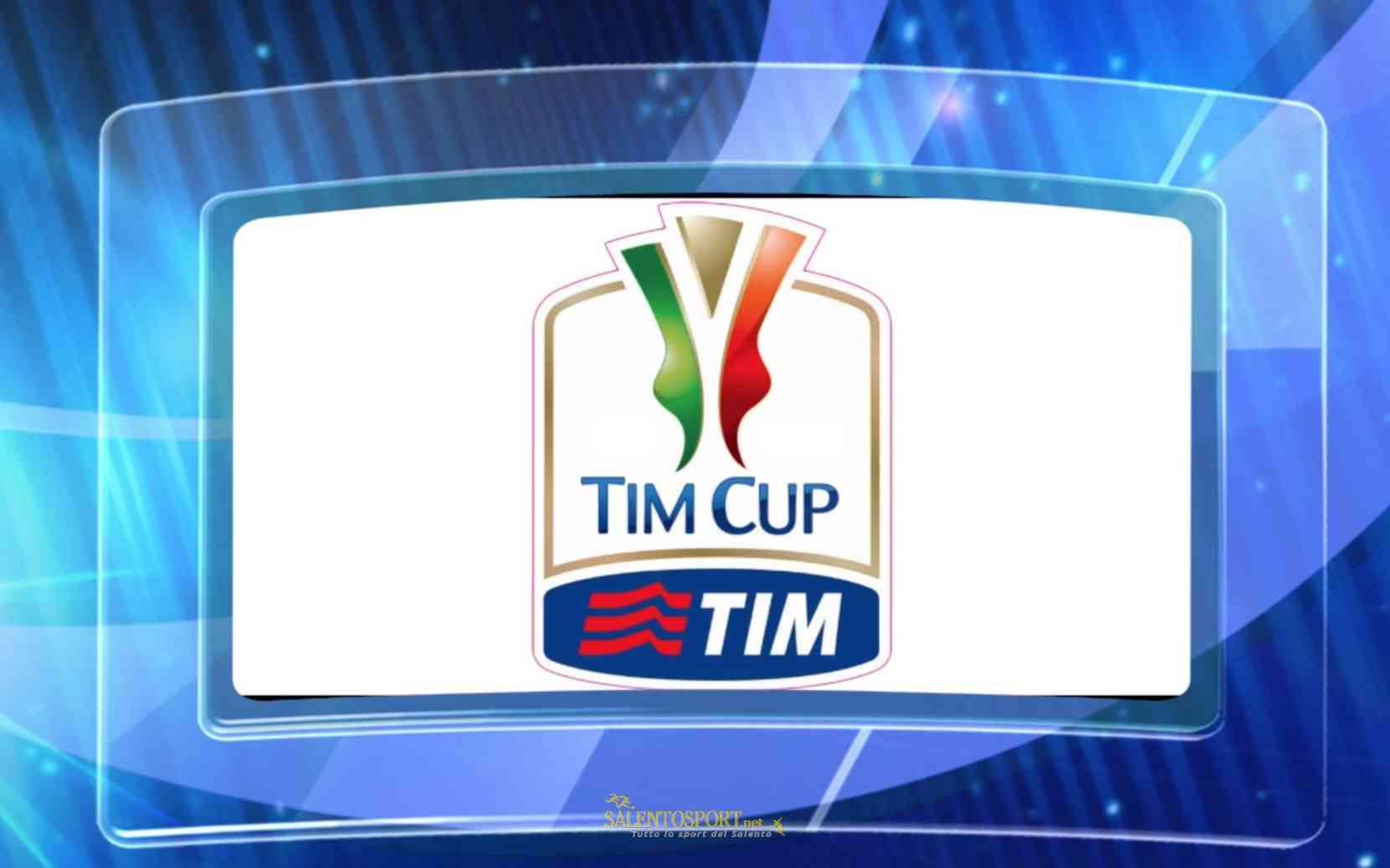 Calendario Tim Cup.Tim Cup Sorteggiato Il Tabellone 2019 20 Accoppiamenti