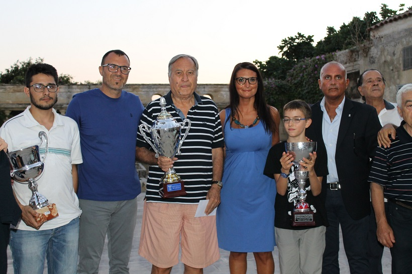 Vincitori torneo scacchi Sant'Anna 2016