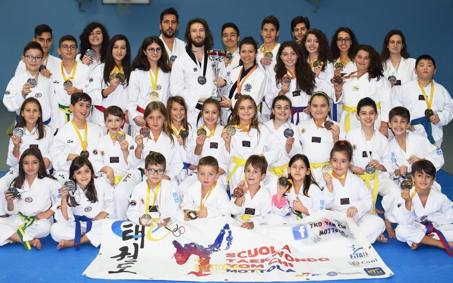 taekwondo-mottola