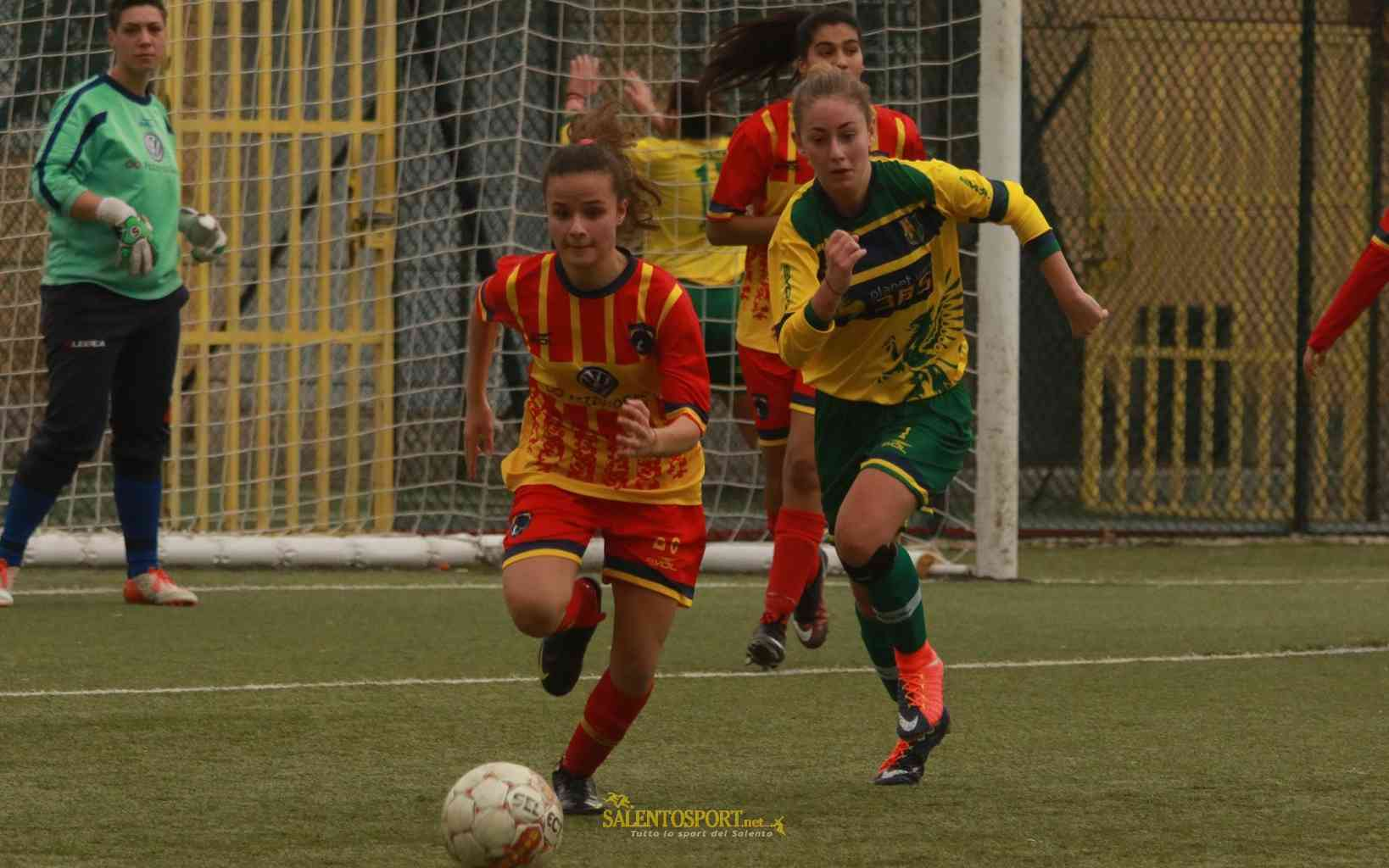 grifone-gialloverde-salento-women-soccer-070118 ph s. panella