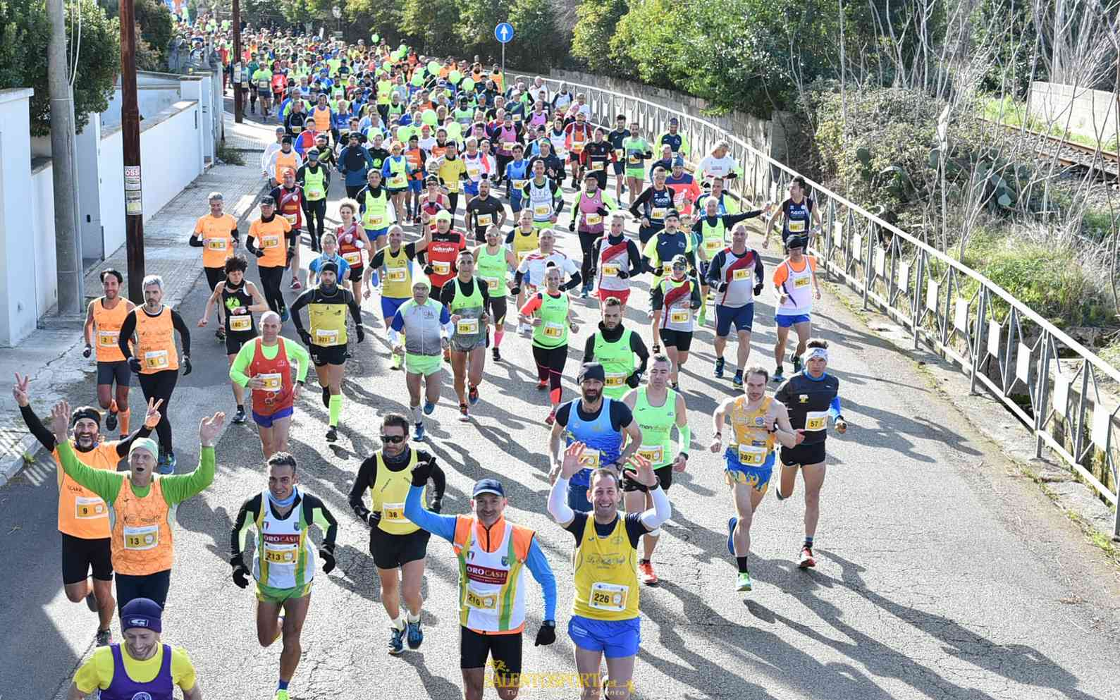 maratonina-salento-amare-2019 ph e caputo