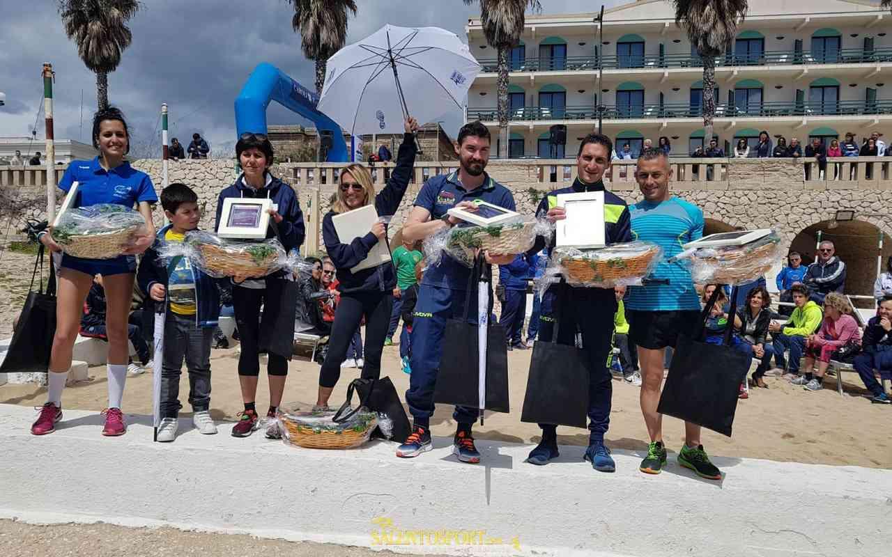 premiati-urban-trail-leuca-2019