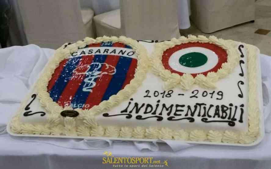 casarano-torta-festa-300519 ph casaranocalcio com