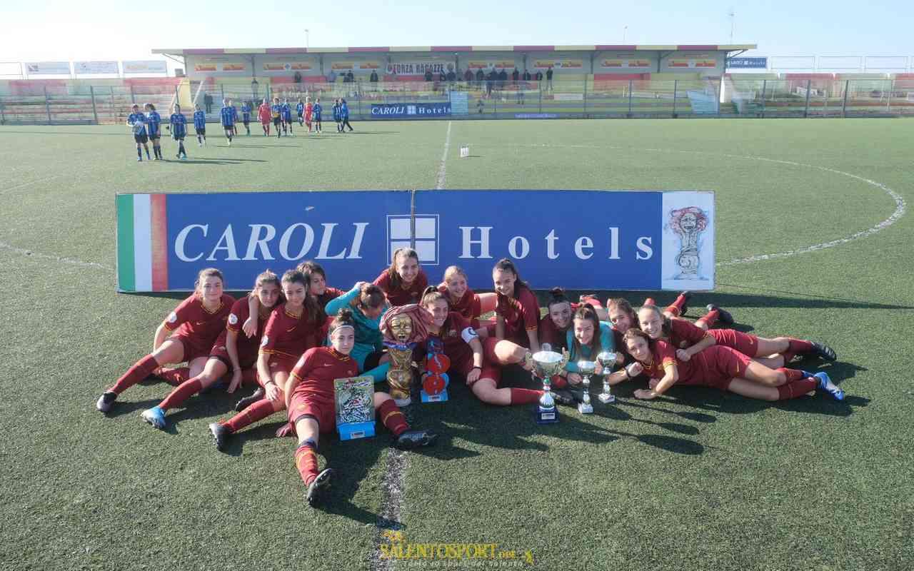 roma-vincitrice-trofeo-caroli-hotels-femminile-under-15-2019