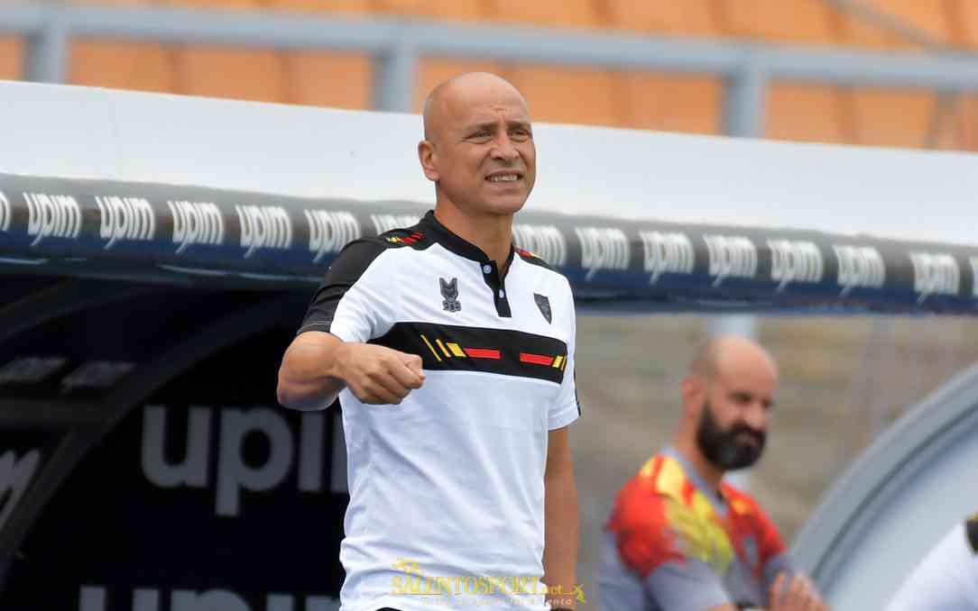 """LECCE – Corini sulla ripresa del campionato: """"Rispetto per la Reggina, ma faremo il nostro gioco"""""""
