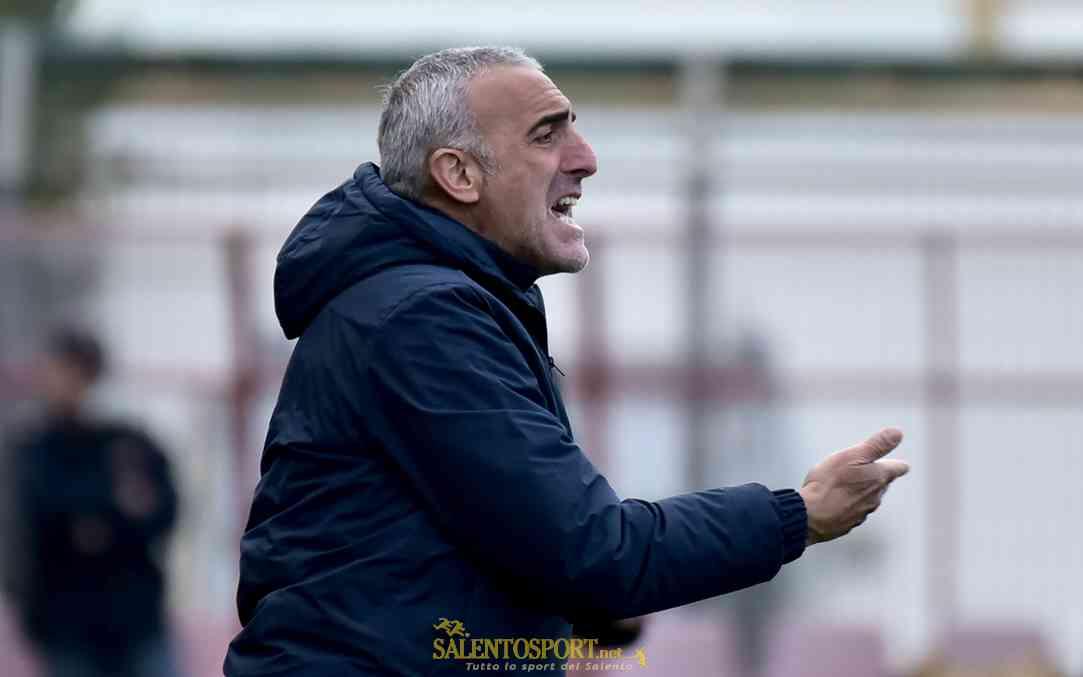 """CASARANO – Feola alla vigilia del big-match col Lavello: """"Sono una grossa squadra, è uno scontro diretto: ce la giocheremo"""""""